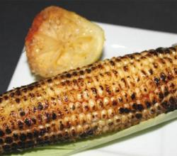 Corn On The Cob Maitre D Hotel