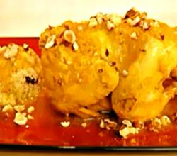 Cornish Hens Stuffed with Couscous - Valentines Specials