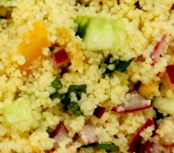Easy Couscous