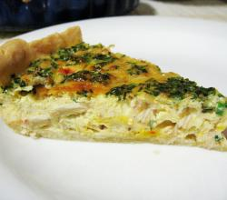 Crab Quiches