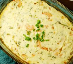 Crab-Shrimp Casserole