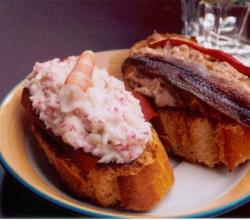 Cream Cheese And Shrimp Sandwich Spread