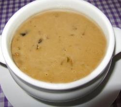 Cream of Artichoke and Mushroom Soup