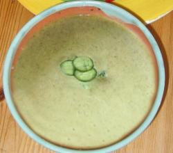 Cream Of Cucumber Soup