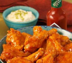 Creamy Buffalo Wings