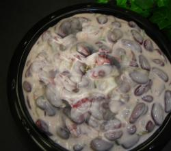 Creamy Kidney Bean Salad