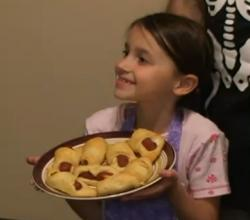 Croissant Dogs for Kids