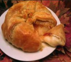 Culinary Carrie: Warm Brie en Croute
