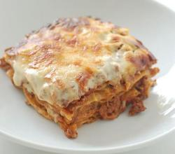 Curried Chicken Lasagne