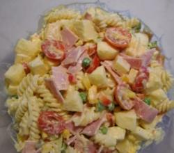 Curry Noodle Salad