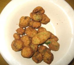 Cynthia's Fried Okra