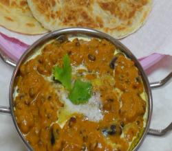 Dal Makhani - Beans and Lentil Curry