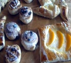 Simple Danish Pastries