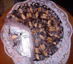Date Walnut Cake