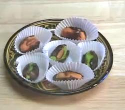 Dates with Marzipan - Ramadan Special Dates