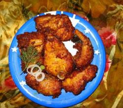 Deep-Fried Trout