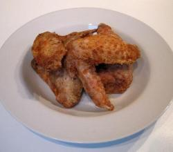 Deviled Chicken Wings