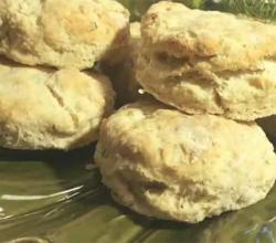 Buttermilk Biscuits with Dill