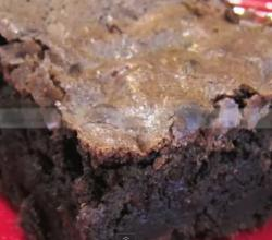 Gluten Free Double Fudge Brownies