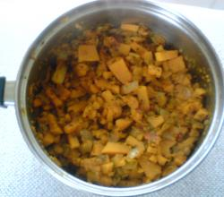 Kumbalakai curry