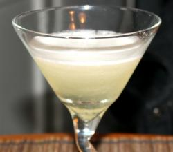 Dry Martini Punch