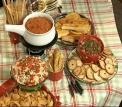 Pizza Fondue, Corn Dip & BLT Dip Recipes