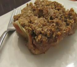 Easy Apple Crisp Dessert