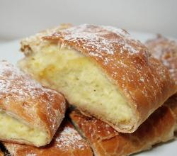 Easy Cheese Strudel