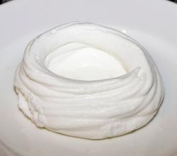 Easy Cooked Meringue