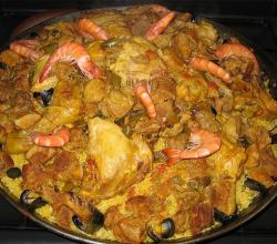 Easy Homemade Paella