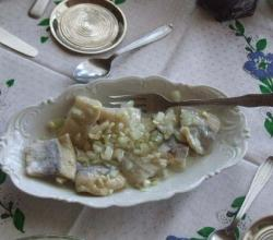 Easy Pickled Herring