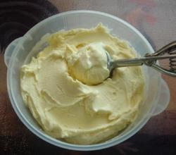 Easy Vanilla Ice Cream
