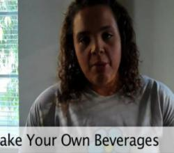Eating Healthy On A Dime: Make Your Own Beverages
