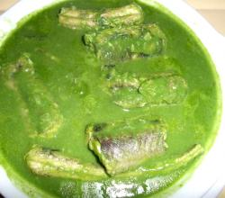 Eel In Green Sauce