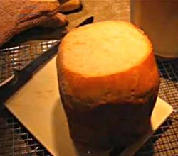 Egg Enriched Bread In The Bread Machine