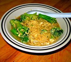Ramen Egg Drop Soup #2