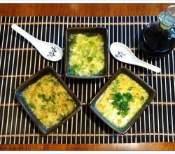 Soup Recipe : Egg Drop Soup : 3 Different Styles