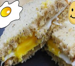 How To Make An Egg Sandwich
