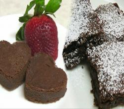 Eggless Chocolate Brownie