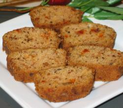 Eggless Fruit Cake