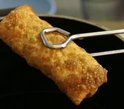 Chicken And Vegetable Egg Rolls