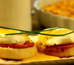 Easy Eggs Benedict