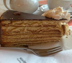 Eight Layer Torte