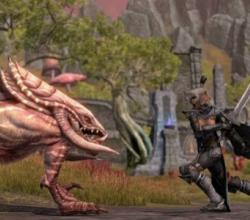 Elder Scrolls Online - Being Compared to other MMO's is Fine - Interview with Brian Wheeler