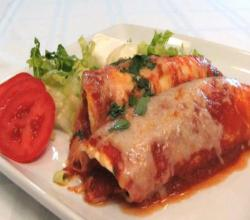 Lynn's Chicken Enchiladas