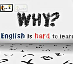 Why is English Hard to Learn - Same Words Different Meanings - English