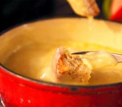 English Style Fondue