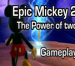 Epic Mickey 2 - Oswald and Mickey Team up