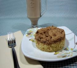 Episode 124 - Easy Coffee Cake - 2-19-13