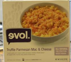 Evol. Truffle Parmesan Mac Cheese Video Review: Freezerburns (Ep560)